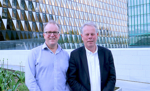CTMR forms collaboration with the BGI Group | Karolinska Institutet Nyheter