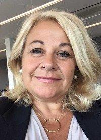 Porträtt Christina Sjöstrand