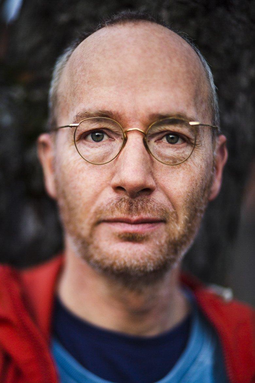Portrait of Johan Lundberg