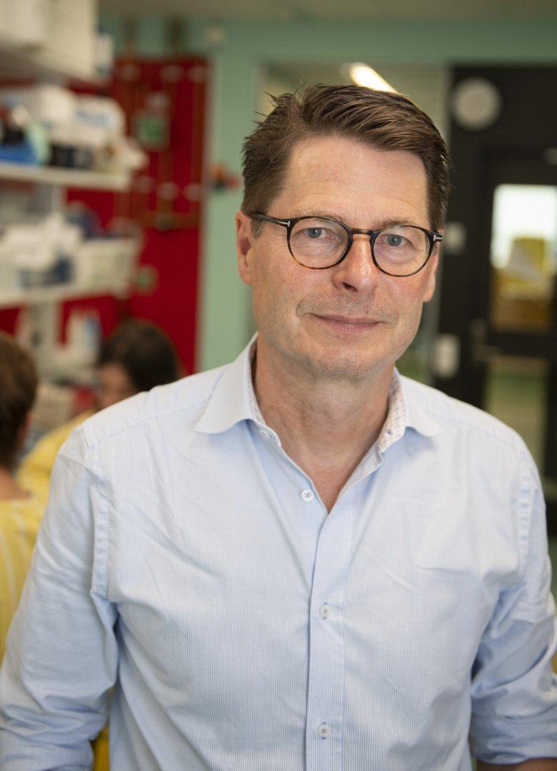 Portrait of Hans-Gustaf Ljunggren