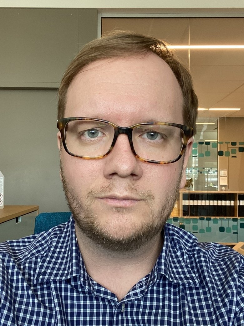 Portrait of Marcus Buggert