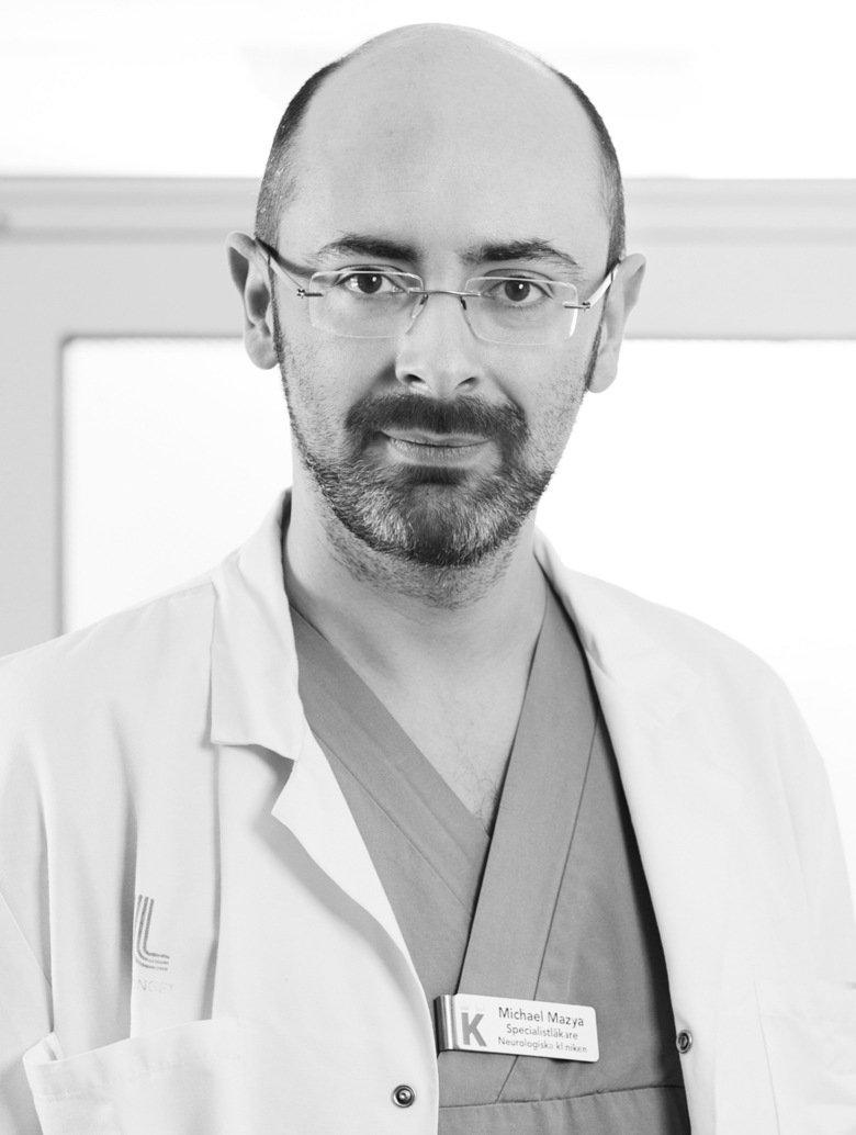 Photo of Michael Mazya