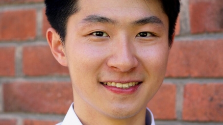 Portrait of the PhD student Enoch Yi-Tung Chen