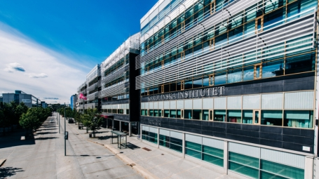 street and buildings